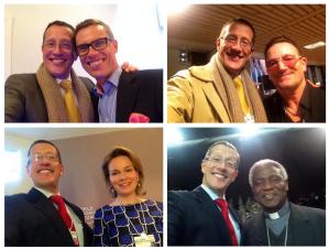 @RichardQuest Davos Selfies 2